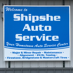 Shipshe Automotive Service Inc. Shipshewana IN
